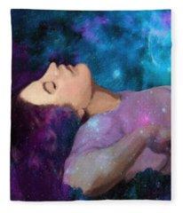 The Dreamer Fleece Blanket