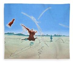 The Ecstasy Fleece Blanket