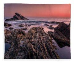 The Edge Of Dreams Fleece Blanket