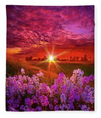 The Everlasting Fleece Blanket
