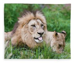 The Family Fleece Blanket
