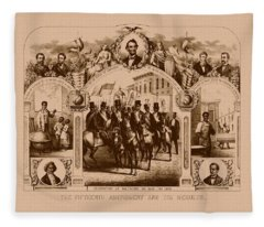 The Fifteenth Amendment And Its Results Fleece Blanket