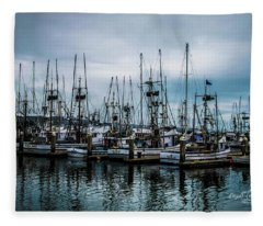 The Fleet Fleece Blanket