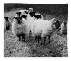 The Flock 1 Fleece Blanket