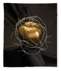 The Forbidden Fruit Fleece Blanket
