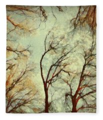 The Forest Fleece Blanket
