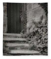 The Forgotten Door Fleece Blanket