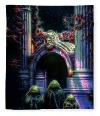 The Gate Keepers Fleece Blanket