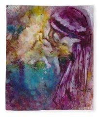The Good Shepherd Fleece Blanket
