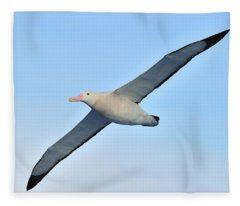 The Greatest Seabird Fleece Blanket