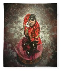 The Greatest Showman Fleece Blanket