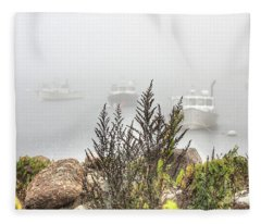 The Harbor Fleece Blanket