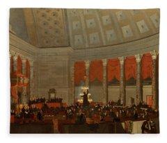 The House Of Representatives Fleece Blanket