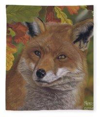 The Hunt For Red October Fleece Blanket