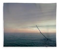 The Ideal Space Fleece Blanket