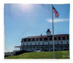 The Inn At Spring House Beautiful Inns And Hotels On Block Island Rhode Island 2 Fleece Blanket