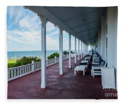 The Inn At Spring House Beautiful Inns And Hotels On Block Island Rhode Island 3 Fleece Blanket