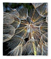 The Inner Weed Fleece Blanket