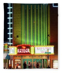 The Kessler V2 091516 Fleece Blanket