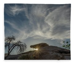 The Last Blast Fleece Blanket