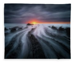 The Last Sigh Fleece Blanket