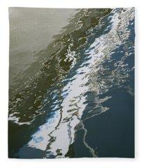 The Life Marine Fleece Blanket