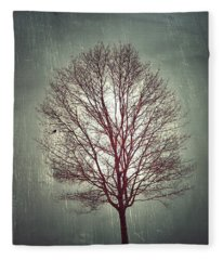 The Light Within Fleece Blanket