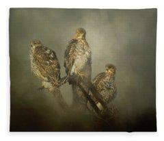 The Lookouts Fleece Blanket