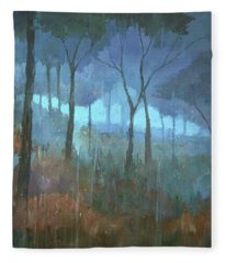 The Lost Trail Fleece Blanket