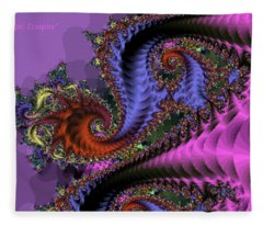 The Magic Triapus Fleece Blanket