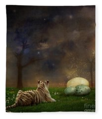 The Magical Of Life Fleece Blanket