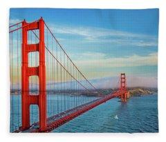 The Majestic Fleece Blanket