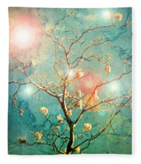 The Memory Of Dreams Fleece Blanket