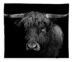 The Monarch Fleece Blanket