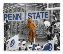 Penn State University Fleece Blankets