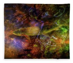 Fleece Blanket featuring the photograph The Next Best Thing by Rick Furmanek