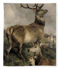 The Noble Beast Fleece Blanket