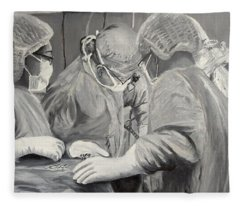 The Operation Fleece Blanket