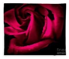 The Passion Fleece Blanket