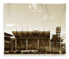 The Philadelphia Eagles - Lincoln Financial Field Fleece Blanket