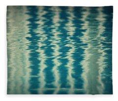 The Pool Party Fleece Blanket