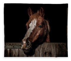 The Poser Fleece Blanket