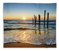 The Remembrance Fleece Blanket