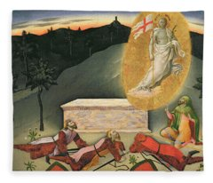 The Resurrection Fleece Blanket