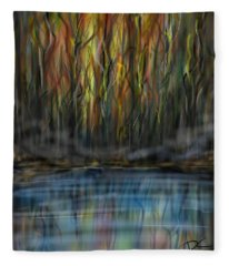 The River Side Fleece Blanket