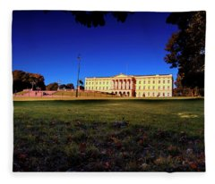 The Royal Palace Fleece Blanket