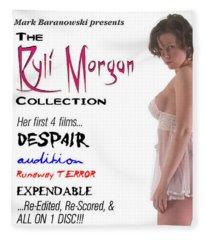 The Ryli Morgan Collection Fleece Blanket