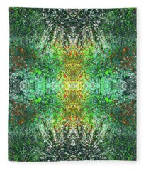 The Sacred Dimensions Of Reality #1413 Fleece Blanket