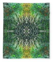 The Sacred Dimensions Of Reality #1414 Fleece Blanket