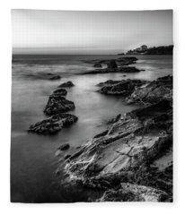 The Sea Serpent Fleece Blanket
